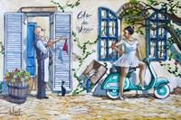 Runaway Bride Fine-Art Print