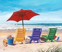 Beachy Keen Fine-Art Print