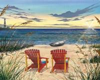 Outer Banks Sunrise Fine-Art Print