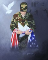 A Prayer for Peace Fine-Art Print