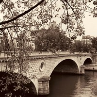 Pont Louis-Philippe, Paris Fine-Art Print