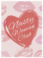 Nasty Woman Club Fine-Art Print