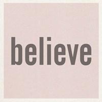Pink Believe Fine-Art Print