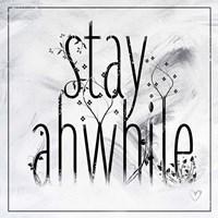 Stay Awhile 2 Fine-Art Print