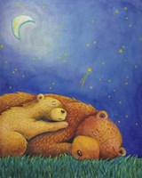Goodnight Bear Fine-Art Print