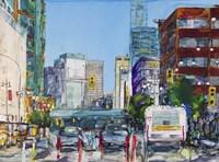 Eastbound Portage Fine-Art Print