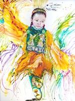 The Shawl Dancer Fine-Art Print