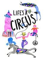 Circus Fun IV Fine-Art Print