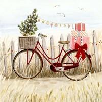 Christmas Coast I Fine-Art Print