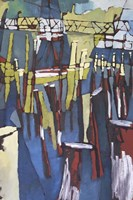 Maine Sails Portland II Fine-Art Print