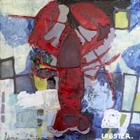 Brilliant Maine Lobster I Fine-Art Print