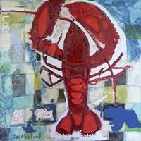 Brilliant Maine Lobster III Fine-Art Print