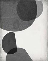 Grey Shapes I Fine-Art Print