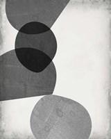 Grey Shapes II Fine-Art Print