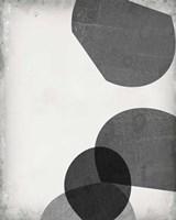 Grey Shapes III Fine-Art Print
