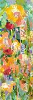 Lime Garden I Fine-Art Print