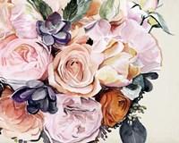 Autumn Bouquet I Fine-Art Print