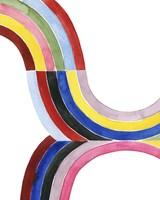 Deconstructed Rainbow III Fine-Art Print