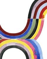Deconstructed Rainbow IV Fine-Art Print