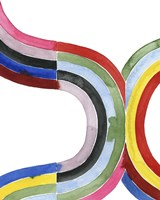 Deconstructed Rainbow V Fine-Art Print