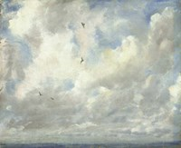Cloud Study, 1821 Fine-Art Print