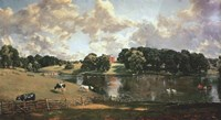 Wivenhoe Park, Essex Fine-Art Print