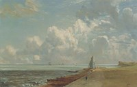 Harwich, The Low Lighthouse and Beacon Hill Fine-Art Print