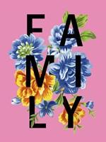 Floral Quote I Fine-Art Print