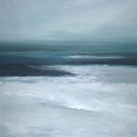 Night Beach Fine-Art Print