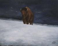 Journey Through the Snow II Fine-Art Print