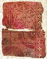Glimmer Sari I Fine-Art Print