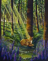 Bambi 1 Fine-Art Print