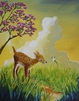 Bambi 2 Fine-Art Print