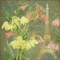 Paris Lilies Fine-Art Print