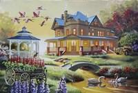 House Fine-Art Print