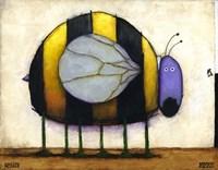 Bee Fine-Art Print