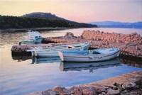 Dalmatian Island Evening Fine-Art Print