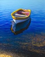 Rusty Boat Fine-Art Print