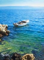 Swaying Boat Fine-Art Print