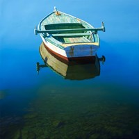 Unchained Boat Fine-Art Print