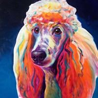 Poodle - Hans Fine-Art Print