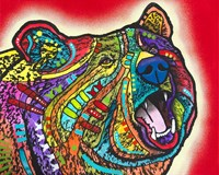 Roaring Bear Fine-Art Print