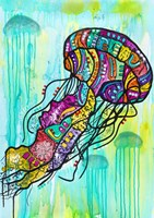 Jellyfish Fine-Art Print