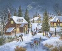 Holiday Celebration Fine-Art Print