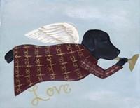 Love Labrador Fine-Art Print
