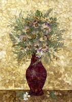 Bouquet In Vase 1 Fine-Art Print
