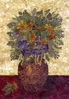 Bouquet In Vase 2 Fine-Art Print