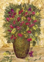 Bouquet In Vase 5 Fine-Art Print