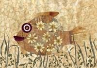 Flower Fish Fine-Art Print