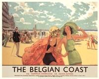 Belgian Coast Fine-Art Print